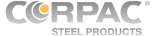 Corpac Steel Products Logo