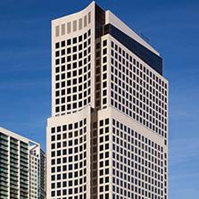 Large corporate building Miami