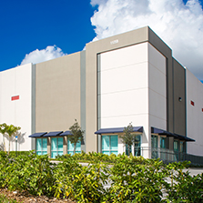 Withers building Miami Warehouse Space