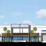Miami Industrial Warehouse concept