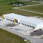 New building available space for lease Miami
