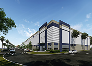 Industrial Warehouses in Miami