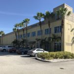 Industrial retail space in South Florida