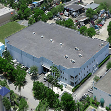 Industrial space for rent in Miami, Florida