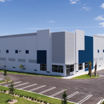 Large commercial and industrial real estate space - Miami, Florida. Miami Warehouse Space