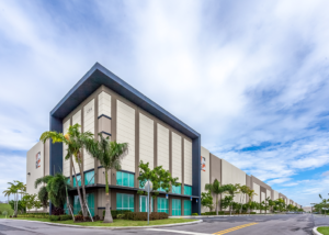 Available building space available in Miami