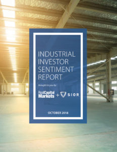 Industrial investor sentiment report - Miami Warehouse Space