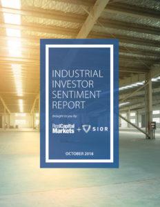 Industrial investor sentiment report - Miami Warehouse Space
