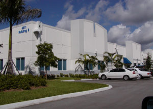 Industrial warehouse - Lyons Technology Center - South Florida